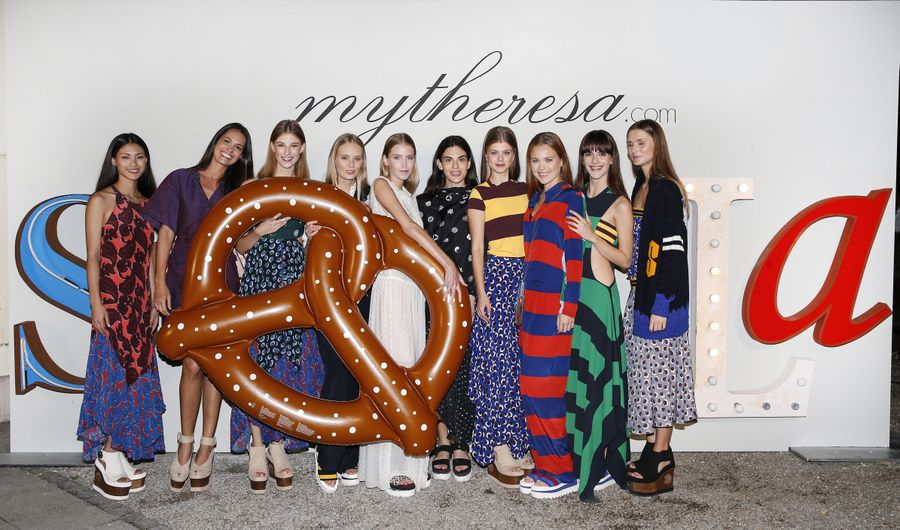 STELLA MCCARTNEY AND MYTHERESA.COM THROW A PRE OKTOBERFEST PARTY SHOWCASING THE SPRING 2015 COLLECTION FOR THE FIRST TIME IN EUROPE