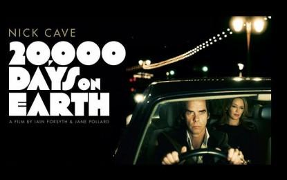 CARTELERA DE CINE EN MÁLAGA '20.000 días en la tierra  (20,000 Days on Earth)'