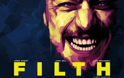 Malagaes te recomienda el mejor cine de estreno en Málaga 'Filth'