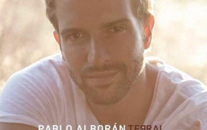 Pablo Alborán lanza 'Terral', un disco 'honesto, libre, de verdad y orgánico'