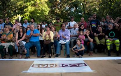 Cuatro sevillanos participarán en las primarias abiertas de Podemos al Consejo Ciudadano desde la candidatura presentada por Pablo Iglesias