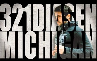 """Cartelera de cine en Málaga """"321 días en Michigan"""""""