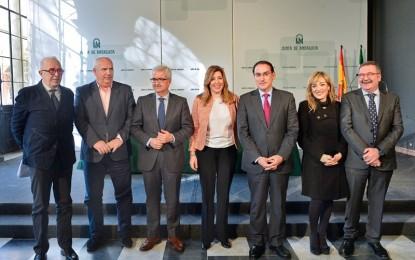 La Junta de Andalucia destaca que los planes de empleo de la Junta alcanzarán los 60.000 contratos en los próximos dos meses