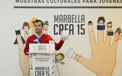 El Ayuntamiento presenta las 11 muestras que conforman la programación de 'Marbella Crea 2015'