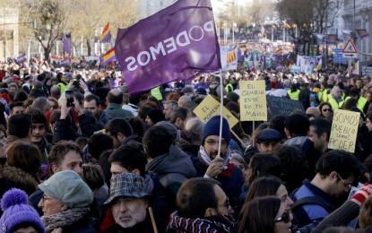 """Pablo Iglesias """"Podemos soñar, Podemos vencer"""" """"Vamos a ganar las elecciones al PP"""""""