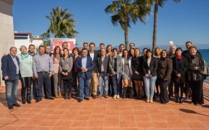 El PSOE presenta la candidatura del cambio en Torremolinos liderada por José Ortiz