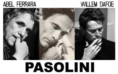 CARTELERA DE CINE EN MÁLAGA 'Pasolini'
