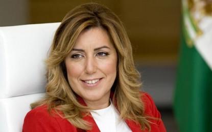 Susana Diaz la gran ganadora por Andalucía
