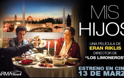 CARTELERA DE CINE EN MÁLAGA 'Mis Hijos  (Dancing Arabs)'