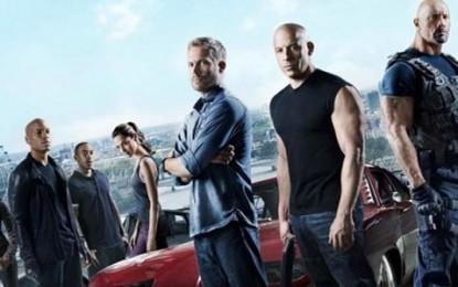 CINE EN MÁLAGA 'Fast & Furious 7'