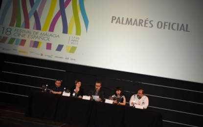 Palmarés del 18 Festival de Málaga. Cine Español