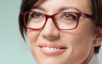 María Gámez 'muy satisfecha' por los resultados electorales de hoy domingo y ha asegurado que el cambio 'ha arrasado' en la capital malagueña