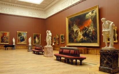 LA COLECCIÓN DEL MUSEO RUSO DE MÁLAGA SE RENUEVA EN ENERO