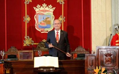 MÁLAGA REVALIDA CON LA AYUDA DE CIUDADANOS A SU ALCALDE FRANCISCO DE LA TORRE, ASÍ QUEDA EL MAPA POLÍTICO MUNICIPAL EN ESPAÑA