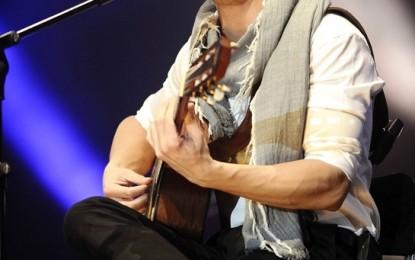 """El malagueño Pablo Alborán compone e interpreta la canción de la película """"PALMERAS EN LA NIEVE"""""""