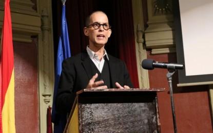 Pedro Zerolo ha fallecido hoy martes en Madrid a los 54 años de edad