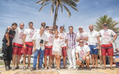 Gran participación en la tercera edición de la Travesía a Nado 'Costa de Torremolinos'