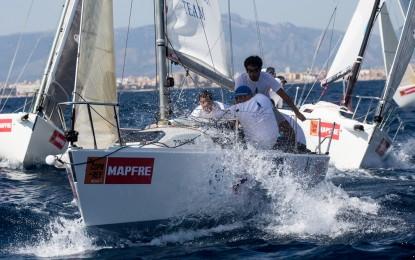 El J/80 Marbella Team gana la XVI Copa Sotogrande