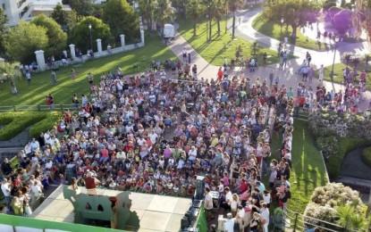 Sesión de Microteatro bajo el festival 'Culture Summer' de Torremolinos
