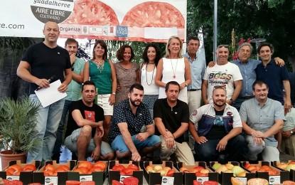 Tomate Huevo Toro del Guadalhorce: el tomate más caro de la historia, se queda en casa