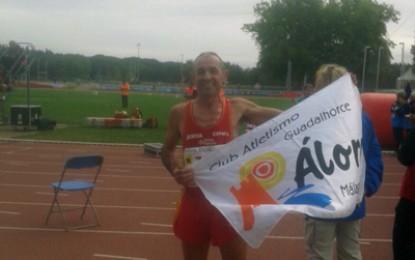 El malagueño Juan Vázquez gana el Campeonato Mundial de Atletismo