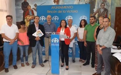 El equipo de Gobierno del Rincón de la Victoria, Málaga, destaca la `estabilidad política´ y el cumplimiento del programa del cambio de los cien primeros días