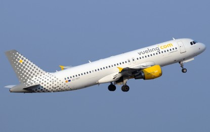 Vueling inicia la comercialización de vuelos de British Airways