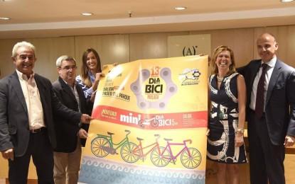 El Día de la Bicicleta en Málaga se celebrará el 20 de septiembre