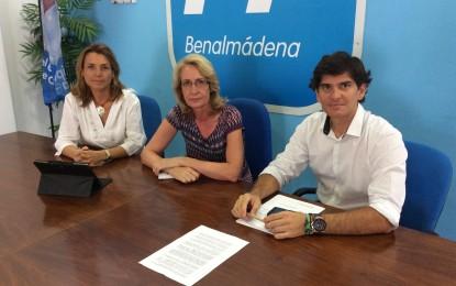 El Partido Popular pone en evidencia la incapacidad de Navas para gobernar un municipio tan importante como Benalmádena