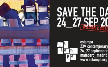 El Museo del Grabado Español Contemporáneo de Marbella, acudirá a la Feria Internacional de Arte Contemporáneo ESTAMPA con obras de Luis Feito