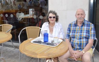 La turista 10 millones de la Costa del Sol disfruta, junto a su marido, de una experiencia gastronómica y cultural en nuestro destino