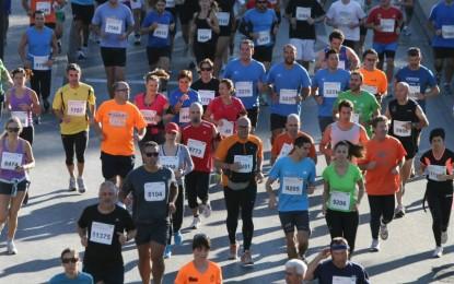 """17.789 corredores participaran, hoy domingo, con la segunda mejor participación en la historia de la Carrera Urbana """"Ciudad de Málaga"""""""