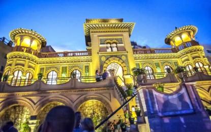 Entra en funcionamiento el nuevo horario de visita del edificio histórico Casa de Los Navajas de Torremolinos, Málaga