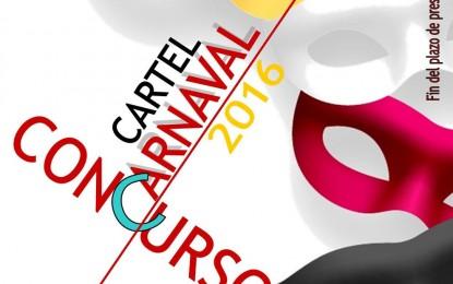 El viernes 18 finaliza el plazo de inscripción para participar en el concurso del Cartel Anunciador del Carnaval 2016