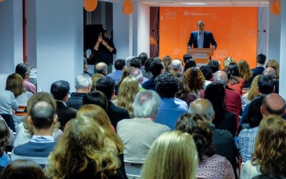 Ciudadanos Málaga inaugura su sede provincial
