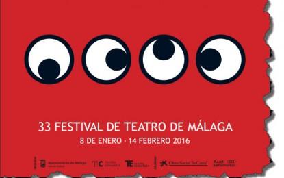 El 33 Festival de Teatro de Málaga acoge este sábado 23 la exposición titulada 'Sinfonía'