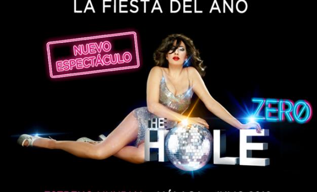 The Hole elige la ciudad de Málaga para presentar su nuevo espectáculo 'The Hole Zero'