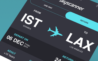 Crecen un 7% las búsquedas de vuelos a Andalucía, socio de Fitur 2016, según Skyscanner