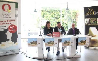 La localidad de Álora reúne este fin de semana 17 queserías procedentes de toda Andalucía