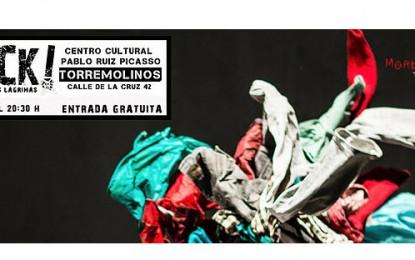 CRACK, La rebelión de las lágrimas 8 de Abril en Torremolinos, Málaga