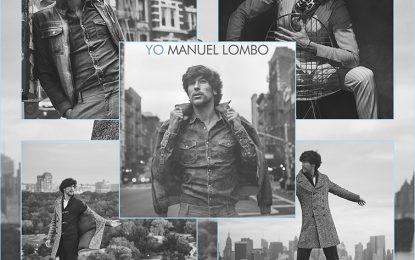 Manuel Lombo presentará las canciones de su nuevo disco, Yo, el 24 de junio en el Cervantes