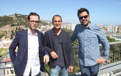 Malagaes entrevista a el equipo de Callback, BIZNAGA DE ORO A LA MEJOR PELÍCULA DEL FESTIVAL DE MÁLAGA, CINE ESPAÑOL