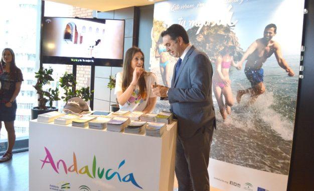 Andalucía lanza una campaña de promoción para afianzar  su liderazgo en el mercado nacional durante el verano