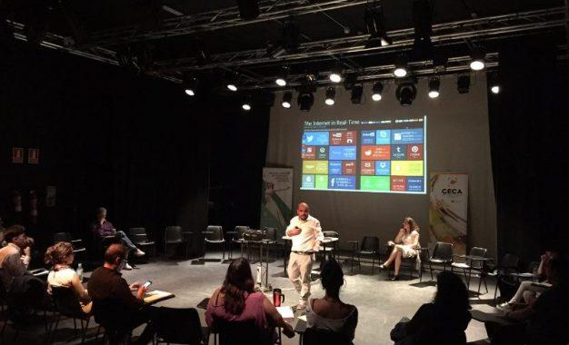 La Asociación de Gestores Culturales y la Agencia de Instituciones Culturales inician un plan de formación on line para profesionales