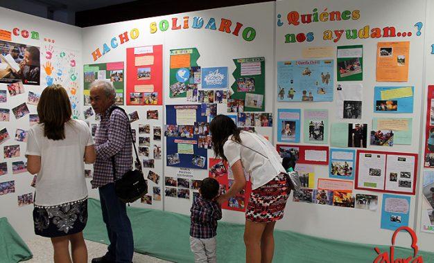 Clausuradas las Jornadas Culturales del Colegio El Hacho de Álora, Málaga