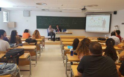 UNICAJA ACERCA LA EDUCACIÓN FINANCIERA Y EL EMPRENDIMIENTO A ESTUDIANTES UNIVERSITARIOS DE INGENIERÍA INDUSTRIAL