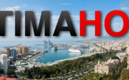 El Ayuntamiento de Málaga va a balizar las playas ante la previsión de temporal que se maneja para esta tarde y para mañana