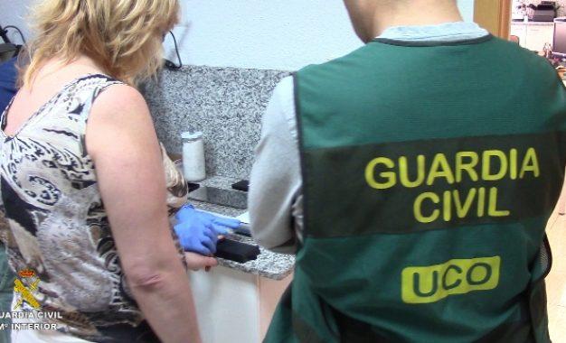 La Guardia Civil detiene a siete personas asentadas en España tras huir de la justicia de sus respectivos países