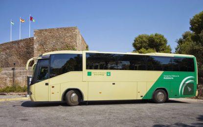 El Consorcio de Transportes de Málaga registró hasta mayo 4,5 millones de viajes, un 12,2% más que en 2015