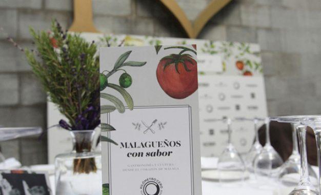 MANUEL SARRIÁ HOY JUEVES EN LA CLAUSURA DE 'MALAGUEÑOS CON SABOR'
